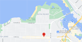Kitsilano Peak Golf Location Map